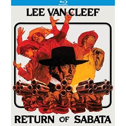 Return of Sabata Blu-ray Cover