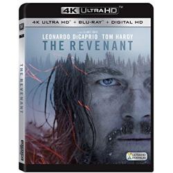Revenant Blu-ray Cover
