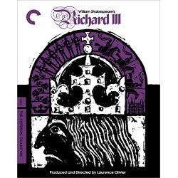 Richard III Blu-ray Cover