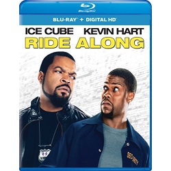 Ride Along Blu-ray Cover