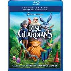Rise of the Guardians Blu-ray Cover