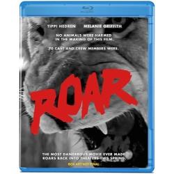 Roar Blu-ray Cover