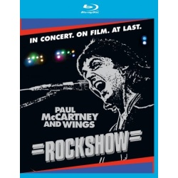 Rockshow Blu-ray Cover