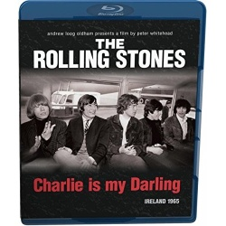 Rolling Stones: Charlie is my Darling - Ireland 1965 Blu-ray Cover