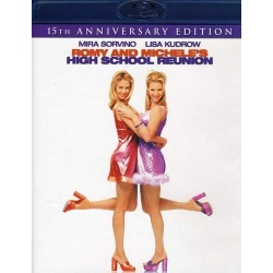 Romy and Michele's High School Reunion Blu-ray Cover