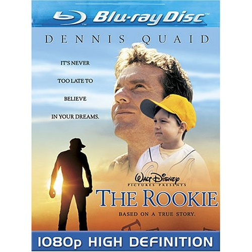 The Rookie Blu-ray Disc Title Details