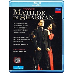 Rossini: Matilde Di Shabran Blu-ray Cover