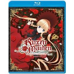 Rozen Maiden: Zuruckspulen Blu-ray Cover