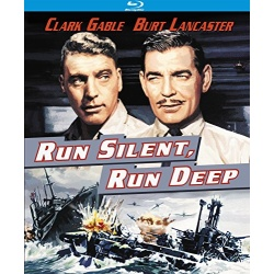 Run Silent, Run Deep Blu-ray Cover