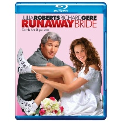 Runaway Bride Blu-ray Cover