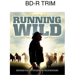 Running Wild: The Life of Dayton O. Hyde Blu-ray Cover
