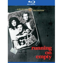 Running on Empty Blu-ray Cover