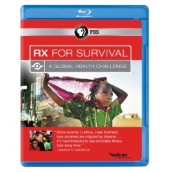 Rx for Survival: A Global Health Challenge Blu-ray Cover