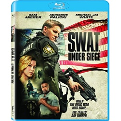 S.W.A.T.: Under Siege Blu-ray Cover
