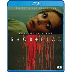 Sacrifice Blu-ray Cover