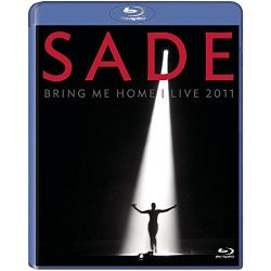 Sade: Bring Me Home - Live 2011 Blu-ray Cover