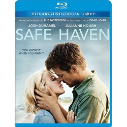 Safe Haven Blu-ray Cover