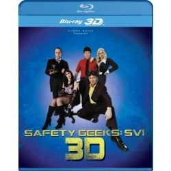 Safety Geeks: SVI 3D Blu-ray Cover