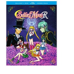 Sailor Moon R: The Movie Blu-ray Cover