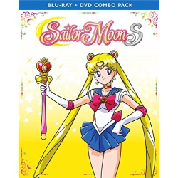 Sailor Moon S: Season 3, Part 1 Blu-ray Cover