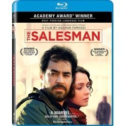 Salesman Blu-ray Cover