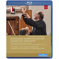 Salzburg Festival 2012: Ouverture Spirituelle Blu-ray Cover