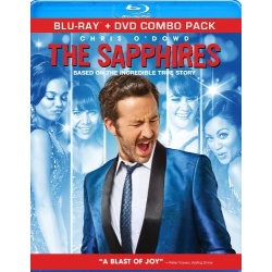 Sapphires Blu-ray Cover