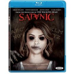 Satanic Blu-ray Cover