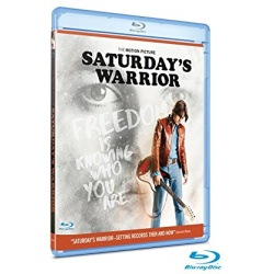 Saturday's Warrior Blu-ray Cover