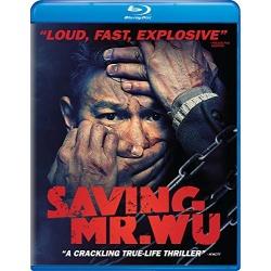 Saving Mr. Wu Blu-ray Cover