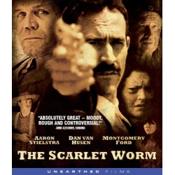 Scarlet Worm Blu-ray Cover