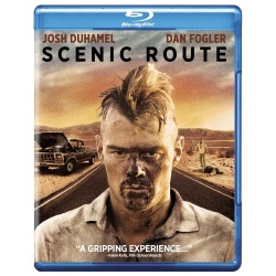 Scenic Route Blu-ray Cover