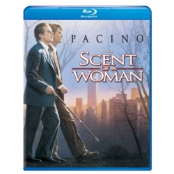 Scent of a Woman Blu-ray Cover