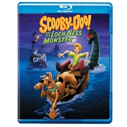 Scooby-Doo! And the Loch Ness Monster Blu-ray Cover