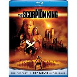 Scorpion King Blu-ray Cover