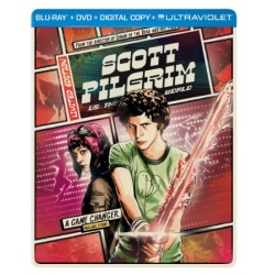 Scott Pilgrim vs. the World Blu-ray Cover