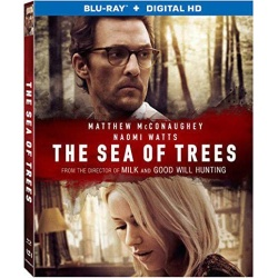 Sea of Trees Blu-ray Cover