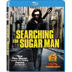 Searching for Sugar Man Blu-ray Cover