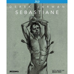 Sebastiane Blu-ray Cover