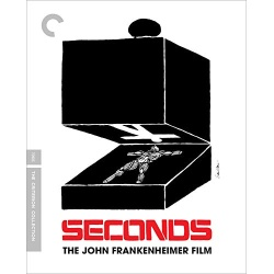 Seconds Blu-ray Cover