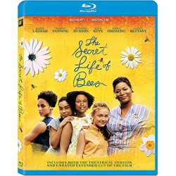 Secret Life of Bees Blu-ray Cover