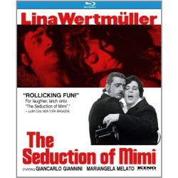 Seduction of Mimi Blu-ray Cover