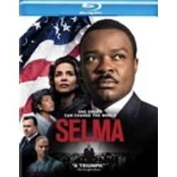 Selma Blu-ray Cover