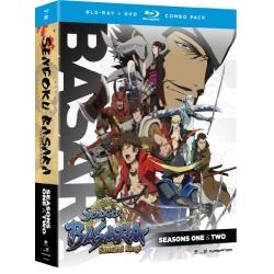 Sengoku Basara: The Complete Series Blu-ray Cover