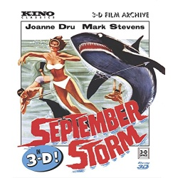 September Storm Blu-ray Cover