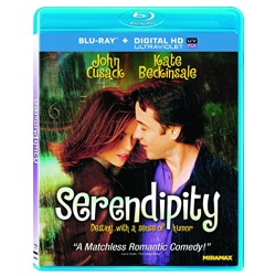 Serendipity Blu-ray Cover
