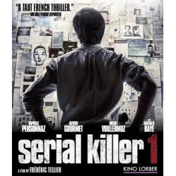 Serial Killer 1 Blu-ray Cover
