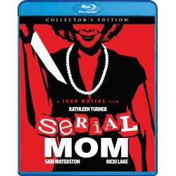 Serial Mom Blu-ray Cover