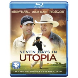 Seven Days in Utopia Blu-ray Cover