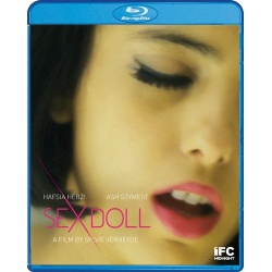 Sex Doll Blu-ray Cover